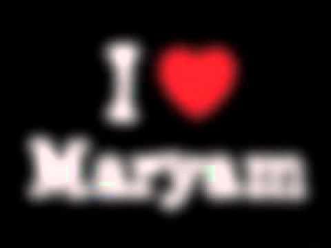Maryam Love Hamza i Love You Maryam.avi