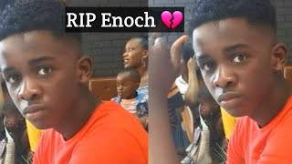 RIP Enoch Mpianza | Parktown Boys High School learner who died mysteriously while on a school trip