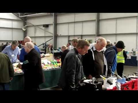 National Hamfest, Newark 2012 - main hall video 2