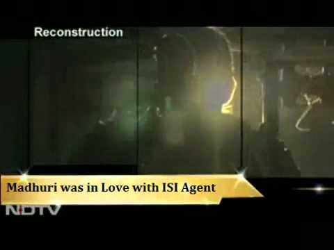Indian Diplomat Spy Loved ISI Agent 007