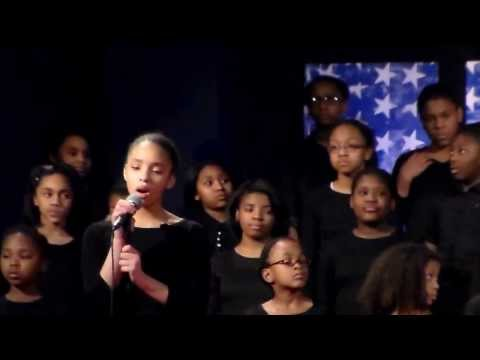 Black History program presented by George E Peters Adventist School