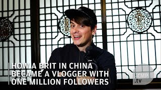 How a Brit, Fulinfang, became a vlogger in China with 1 million followers