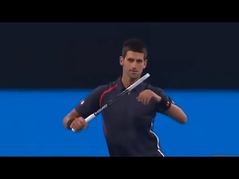 This Is Crazy! Watch Novak Djokovic In Play Me Maybe - Carly Rae Jepsen Call Me Maybe Parody video