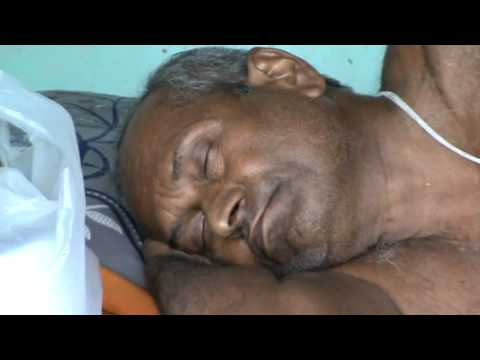 Old Man Sleeping(village) video
