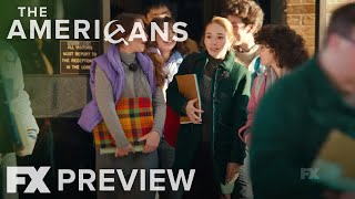 School's Out | The Americans Season 5 Promo | FX