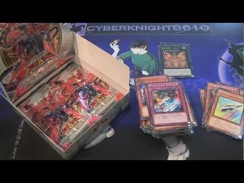 Amazing Holos Yugioh Galactic Overlord Box OCG Opening