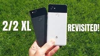 Google Pixel 2 and 2 XL Revisited!