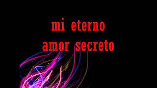 Marco Antonio Solis Video - Mi Eterno Amor Secreto - Marco Antonio Solis - LETRA.wmv