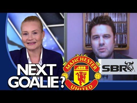 Sportsbooks Post Betting Odds for Manchester United's Starting Keeper