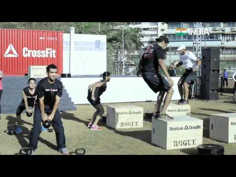 Reebok CrossFit - Sport of Fitness Has Arrived in India