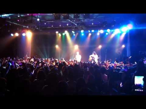Justin Bieber Tokyo 2012,07,10 Baby acoustic ver.