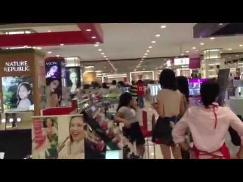 Aeon Mall Shopping - Japanese Super market in Cambodia - Aeon mall in Phnom penh Cambodia
