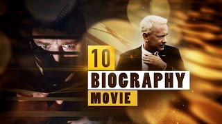 Top 10 Biography Movies Part 1 | Quick Up MOVIE