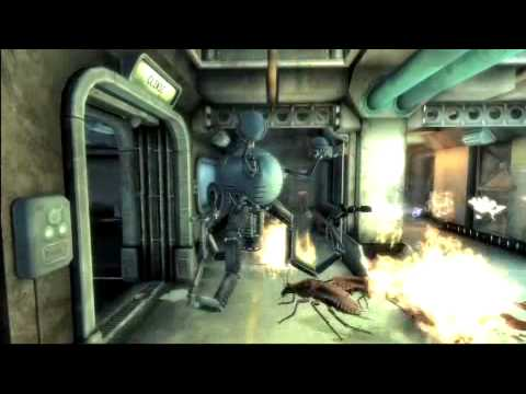 Fallout 3 [Frag Doll Fridays] [Gameplay Review Teaser Trailer Preview Intro]