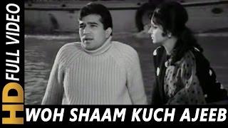 download lagu Woh Shaam Kuch Ajeeb Thi  Kishore Kumar  gratis