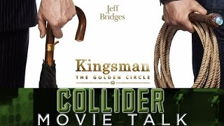 First Kingsman: The Golden Circle Trailer - Collider Movie Talk