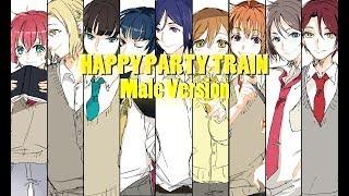 Aqours-HAPPY PARTY TRAIN[Male Version]