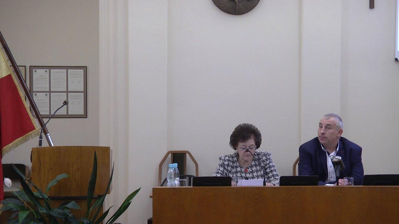 VI sesja Rady Miejskiej w Świętochłowicach