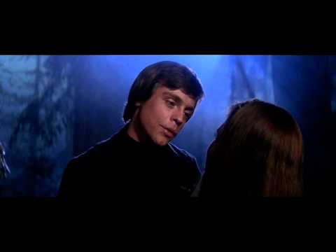"Star Wars VI: Return of the Jedi - ""The Force is strong in my family"" (Force Theme, Luke and Leia)"
