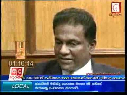 14/06/2011 - Hard Talk with Thilanga Sumathipala