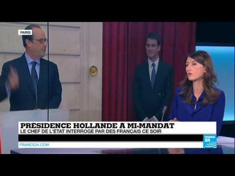 Présidence Hollande à mi-mandat : de la pédagogie et peut être quelques annonces...