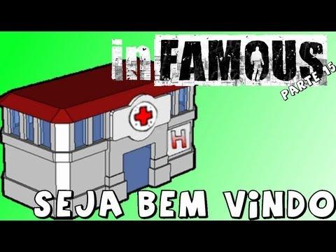 inFAMOUS - Chegamos ao Hospital (Parte 2/3) - Parte 15