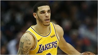 Lakers guard Lonzo Ball to sue co-founder of Big Baller Brand, report says