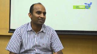 Mr Ambrish Kumar, IAS - an Interview with IITBBC