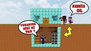 HIRSIZ VS POLİS #25 - Çılgın ve Hırsız Yakalanacak mı? (Minecraft)