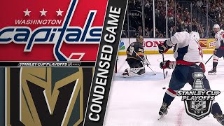 06/07/18 Cup Final, Gm5: Capitals @ Golden Knights