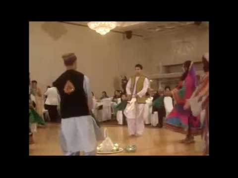 ★afghan Pashto Attan In London video