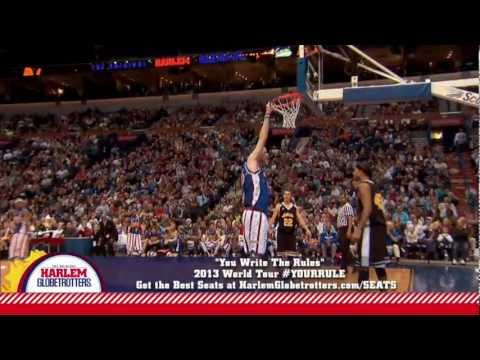 Best Harlem Globetrotters Moves