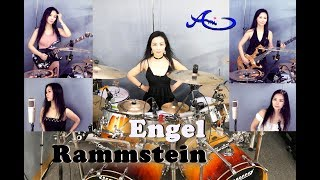 Rammstein - Engel Full band cover  by Ami Kim (#54)