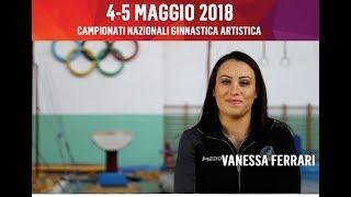 Vanessa Ferrari - Campionati Serie A e B GAM/GAF 2018