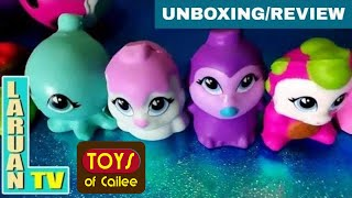 CAKEPOP CUTIES - Toys so Squishy (Review) Toys of Cailee Philippines Laruan TV