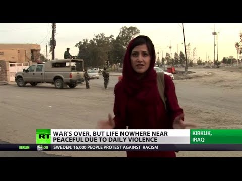 Still War, No Peace: Daily violence in Iraq makes 2013 deadliest year