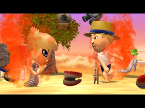 Journal - Tomodachi Life | Fairy FIGHT!