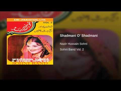 Shadmani O' Shadmani video