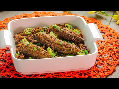 Stuffed Karela Recipe | Keema Bharay Karelay By SooperChef