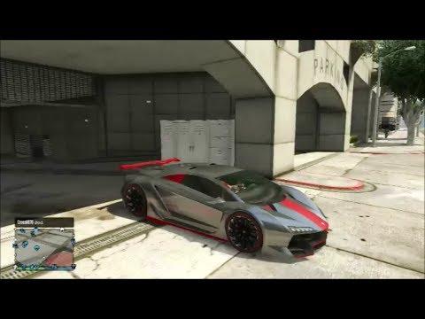 Gta 5 Lamborghini Sesto Elemento Zentorno Fully