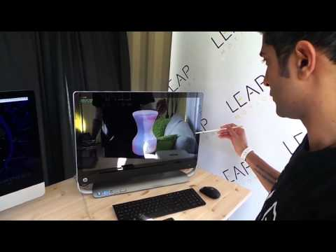 Demo: Leap Motion Controller
