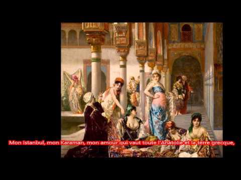 Lettre de Soliman le Magnifique à sa femme Hurrem (Roxelane)