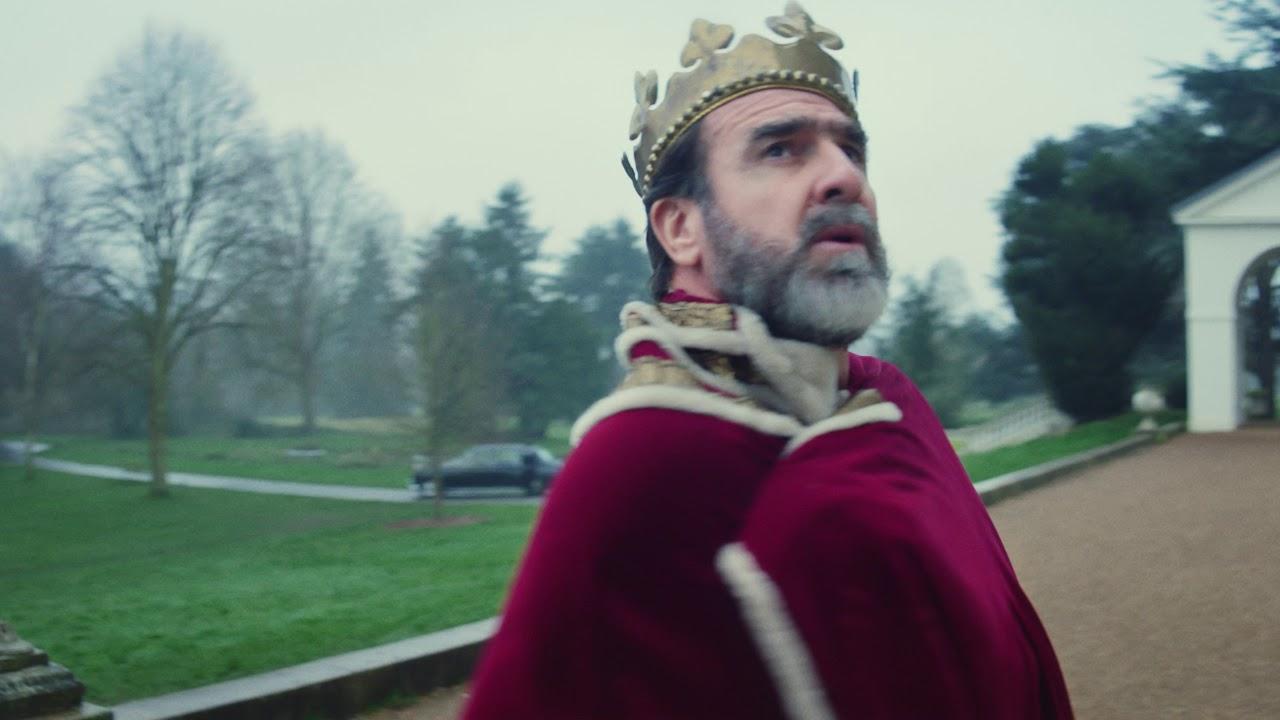 "Liam Gallagher - Eric Cantona(サッカー 元フランス代表)をフィーチャした""Once""のMVを公開 新譜「Why Me? Why Not.」収録曲 thm Music info Clip"
