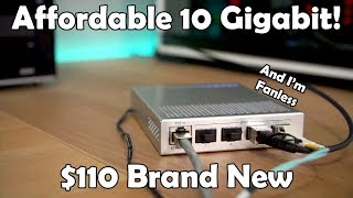AFFORDABLE In-Home 10GbE Networking!