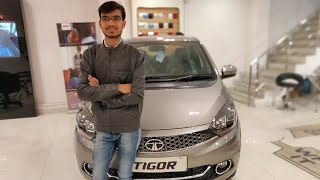 NEW TATA TIGOR 2019 | DETAILED REVIEW | PROS & CONS IN DETAILS | THE CARZY WORLD | MUST WATCH |