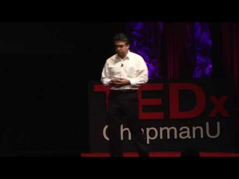 String Cosmology- The Study of the Universe: Ali Nayeri at TEDxChapmanU