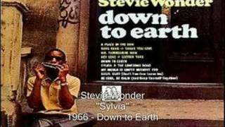 Watch Stevie Wonder Sylvia video