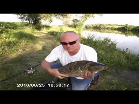 рыбалка на чырвоном