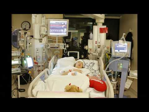 Stefani Bowen - Open Heart Surgery - Children's Seattle video