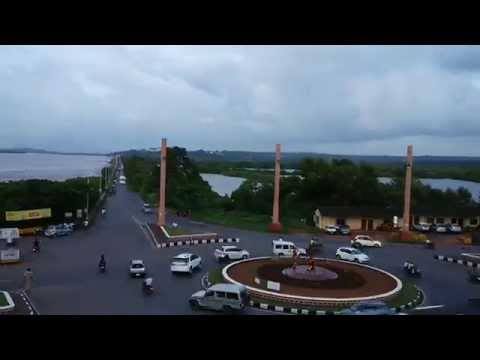 City of Panaji, the most beautiful place in Goa